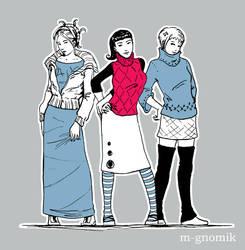 Wintergirls by m-gnomik