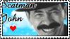 Scatman Stamp by Coraleana