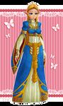 The lovely Zelda