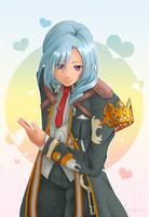 How may I serve you princess? by Coraleana