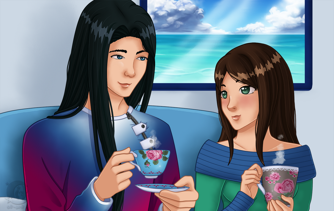 Project Love 3: Tea Time by Coraleana