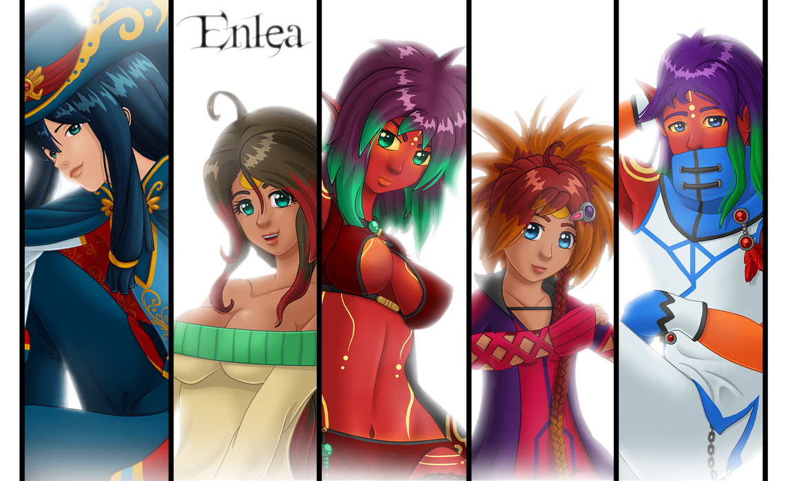 Group Banner Thingy by Coraleana