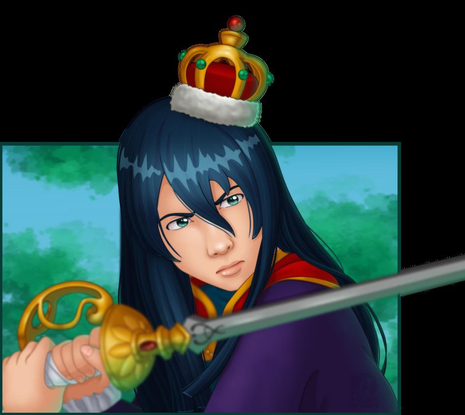 Princely Warrior by Coraleana