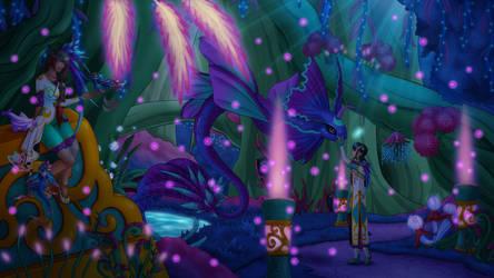The magic of Atlantis