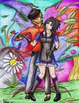 Sasuke in Wonderland