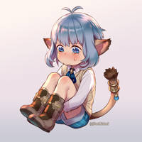 Furry shota by foomidori
