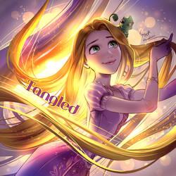 Tangled by foomidori