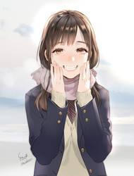 Smile by foomidori