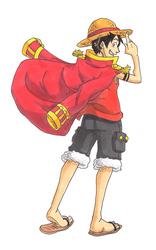 Luffy by PoF-28