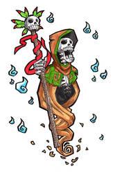 Death Priest by PoF-28