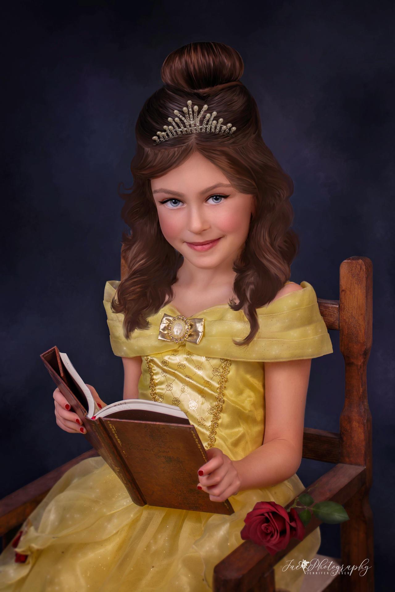 Belle's Portrait