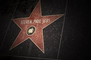 WalkOfFame.Steve Jobs Tribute by BizoneTheMighty