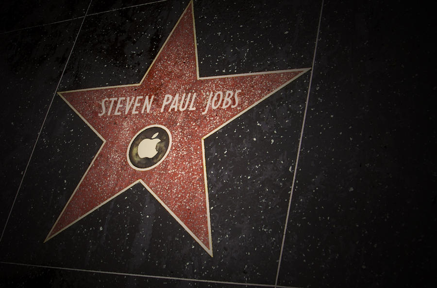 WalkOfFame.Steve Jobs Tribute by BizoneTheMighty