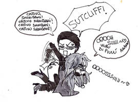 william and grell spanking by anko86