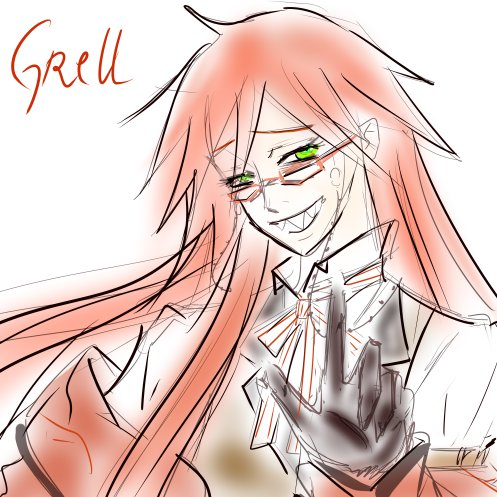 Grell 2 by anko86