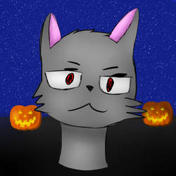 Halloween Sahid (by me this time)