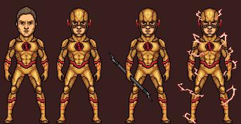 The Reverse-Flash - Eobard Thawne (Redesign) by JJpivotz