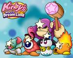 Kirby's Return to Dreamland: Super Enemies
