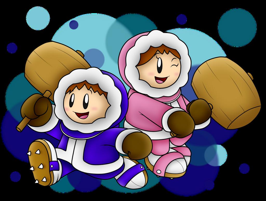 nana and pop ice climbers relationship