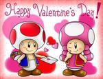 Happy Valentine's Day!! :D