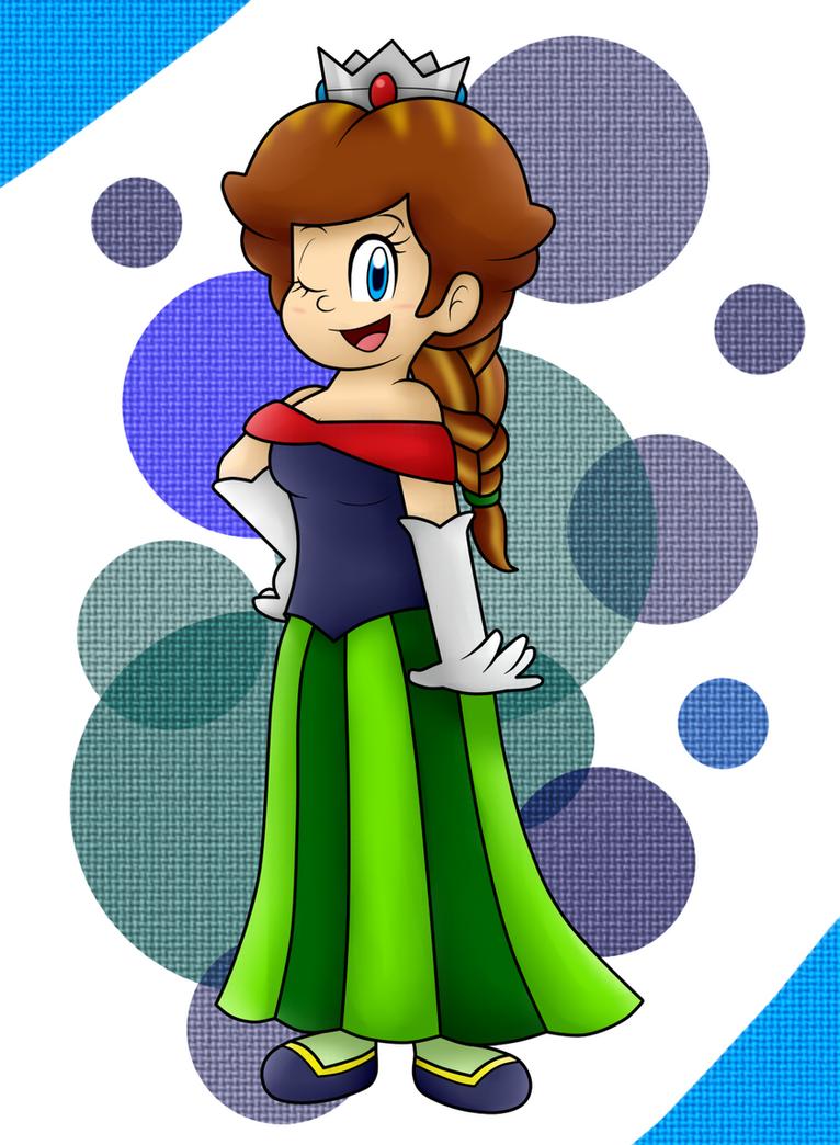 AT: A new princess arrives the kingdom! by SuperLakitu