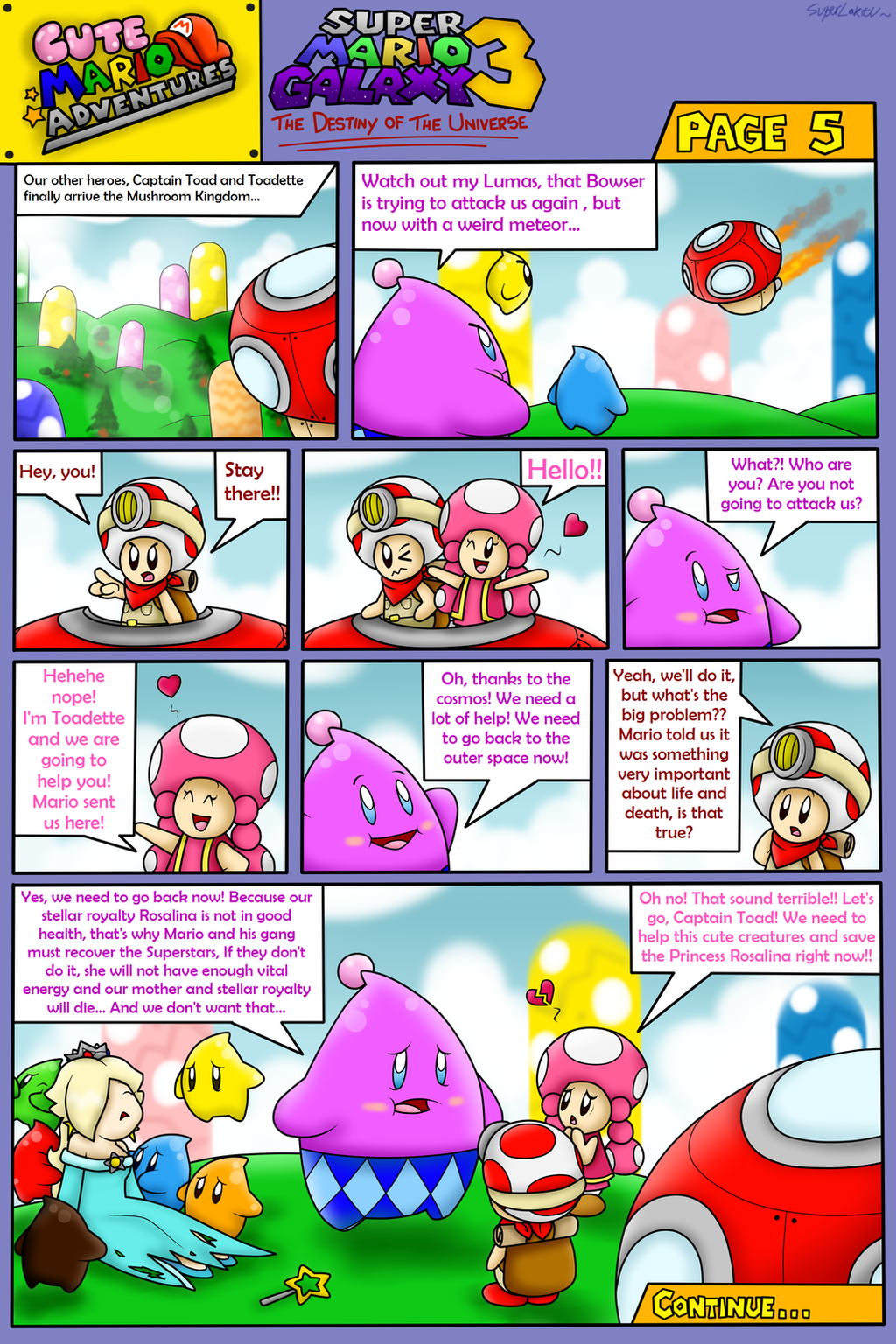 super mario 3d world wallpaper rosalina