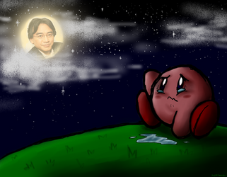 Rest in Peace, Mr. Iwata... by BoxBird