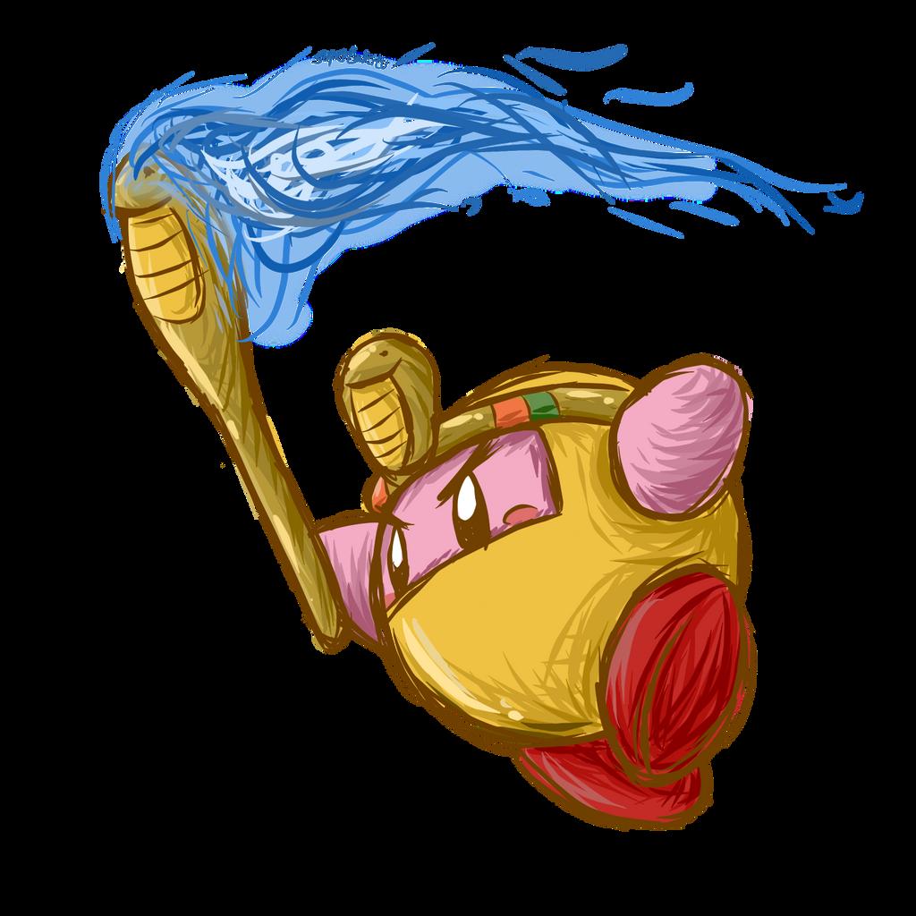 Collab: Iron Kirby by SuperLakitu on DeviantArt