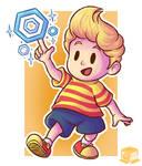 Blonde PK Boy
