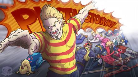 PK STARSTORM POWEEEEEER! by BoxBird