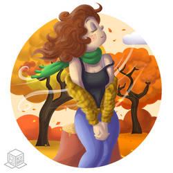 Autumn Bree-ze by BoxBird