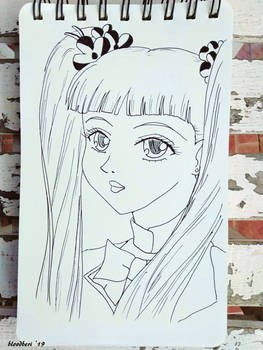 Miwako | To Color or Not to Color