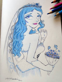 Emily from The Corpse Bride