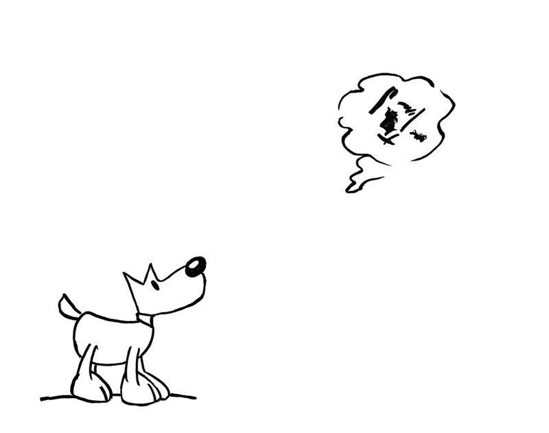 Lo Que Los Perros Ven by Carloco