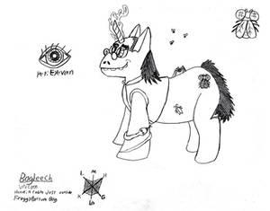 Bogleech Ponysona