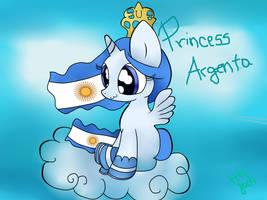 princess Argenta filly