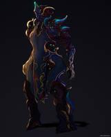 Hydroid Skin Concept by Artarrwen