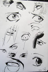 Godchild Eye Study by xxRagdoll-Lovexx