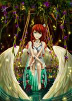 Forest's Angel by OwarinaiSora