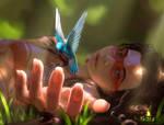 Beija-flor by OwarinaiSora