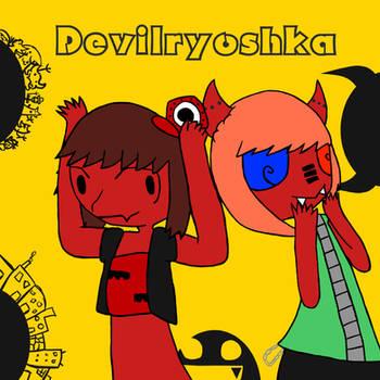 Devilryoshka by VanVeleca