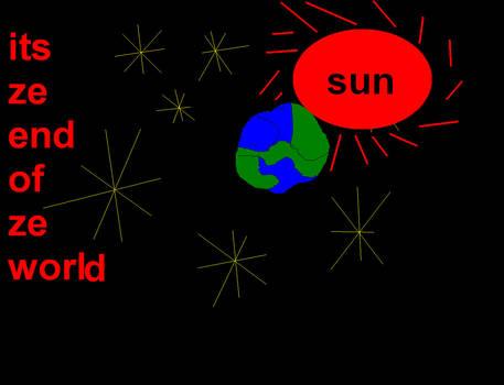end of ze world