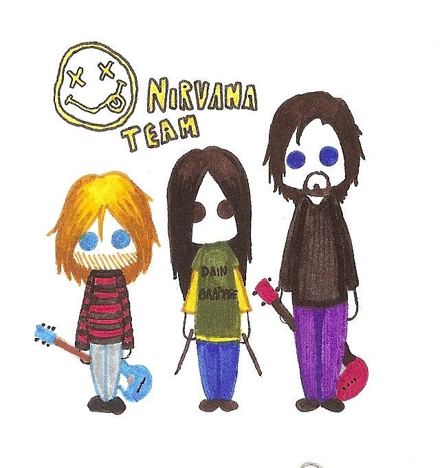 Nirvana Team by Ardate