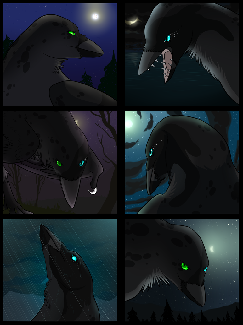 Itami - Some nocturnal headshots by Ardate