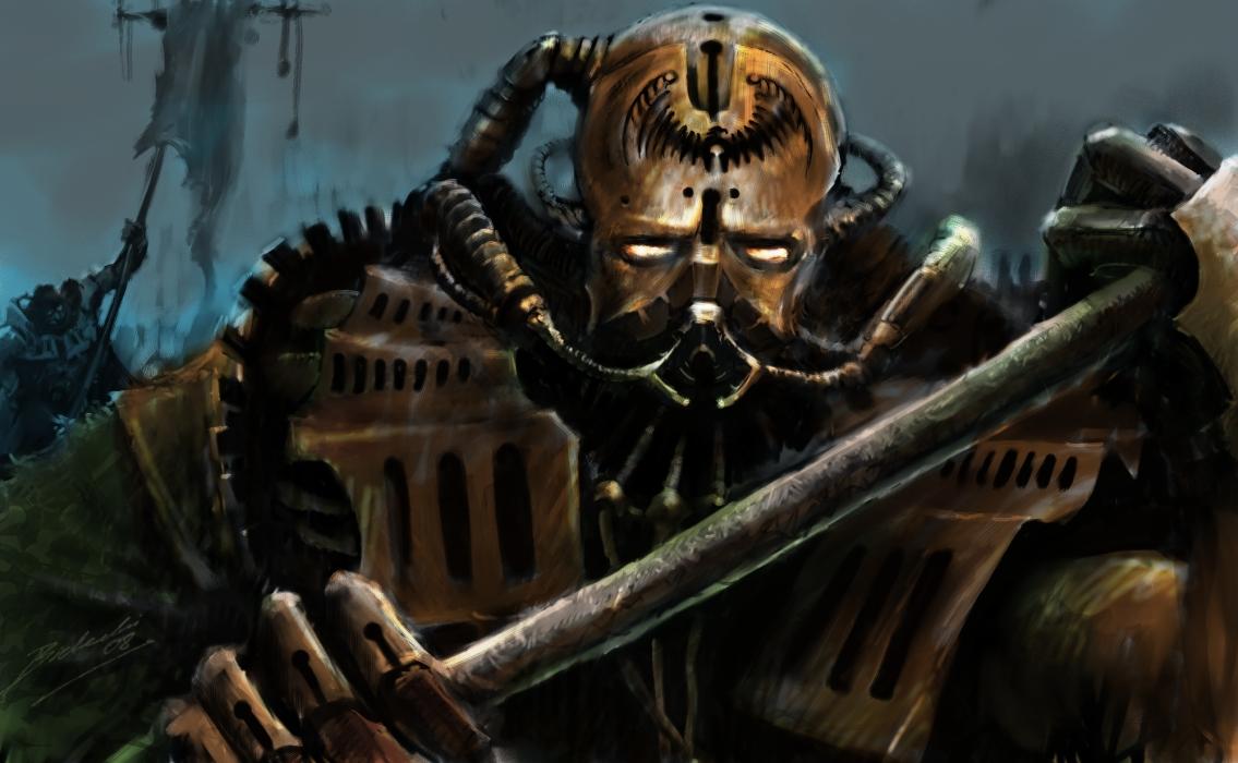 Warhammer 40K by Maxbielecki