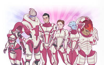 Team Phoenix by Scrappy195