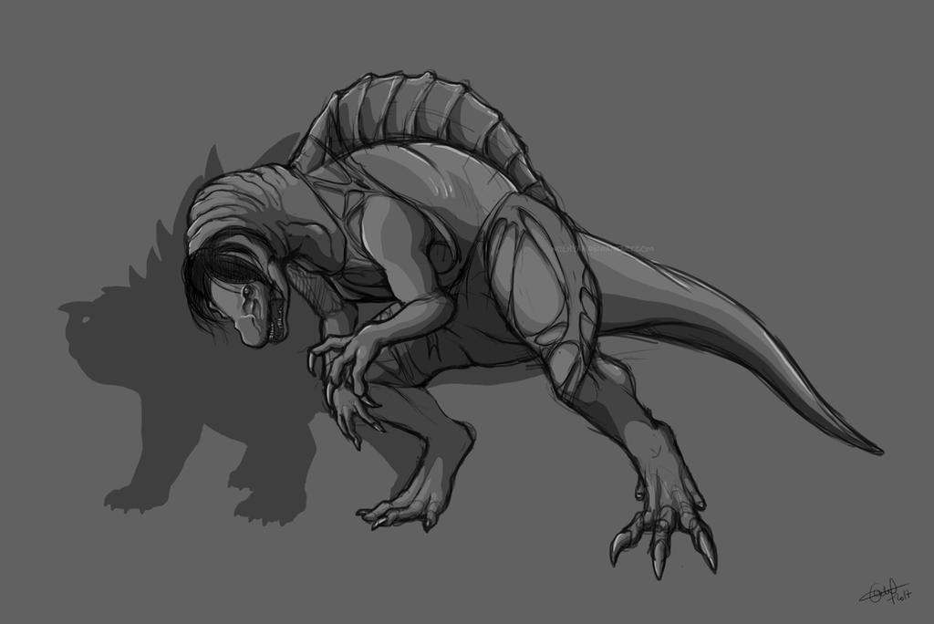 Spinosaurus TF