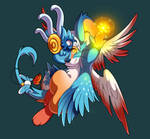 The beloved shaman