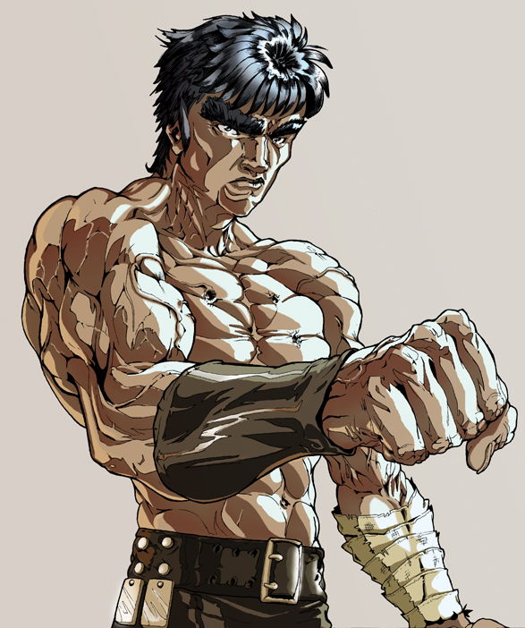 Fist of the north star fan