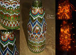the  indian bottle